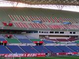 埼スタメインスタンド07/05/22 AFCチャンピオンズリーグ 浦和レッズvsシドニーFC
