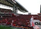 浦和北ゴール裏2007年04月21日浦和レッズ対川崎フロンターレ