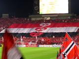 07/05/22 AFCチャンピオンズリーグ 浦和レッズvsシドニーFC浦和のデカ旗