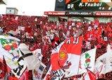 浦和レッズゴール裏2007年04月21日浦和レッズ対川崎フロンターレ