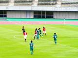 07年7月8日浦和レッズレディース対伊賀試合風景