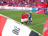 07年3月17日埼玉スタジアム浦和レッズ対ヴァンフォーレ甲府