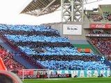 川崎のコレオグラフィー2007年04月21日浦和レッズ対川崎フロンターレ