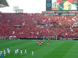 浦和レッズ選手07年5月13日浦和レッズ対ガンバ大阪