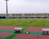 熊谷スポーツ文化公園07年7月8日浦和レッズレディース対伊賀