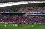 2007年04月21日浦和レッズ対川崎フロンターレ試合終了