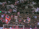 浦和レッズゴール裏ゲート旗07年4月7日浦和レッズ対ジュビロ磐田戦