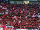 07/05/22 ゴール裏レッズサポーターAFCチャンピオンズリーグ 浦和レッズvsシドニーFC