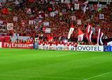 ゴール裏ゲート旗07/05/22 AFCチャンピオンズリーグ 浦和レッズvsシドニーFC