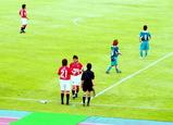 選手交代07年7月8日浦和レッズレディース対伊賀