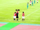 07年7月8月浦和レッズレディス対伊賀