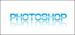 photoshopで2.0的なロゴF