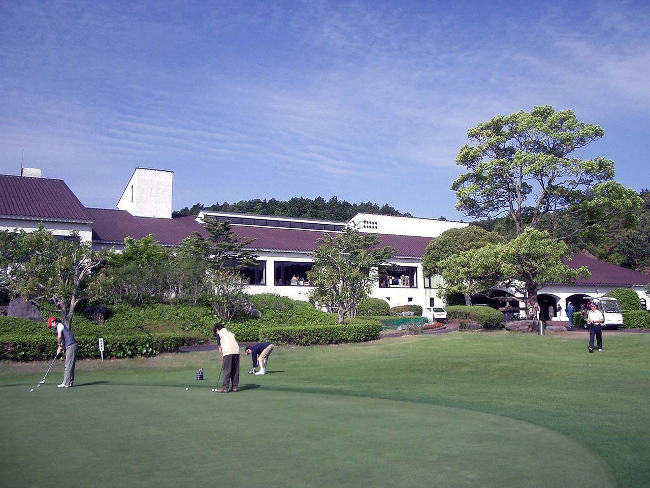 倶楽部 三島 ゴルフ