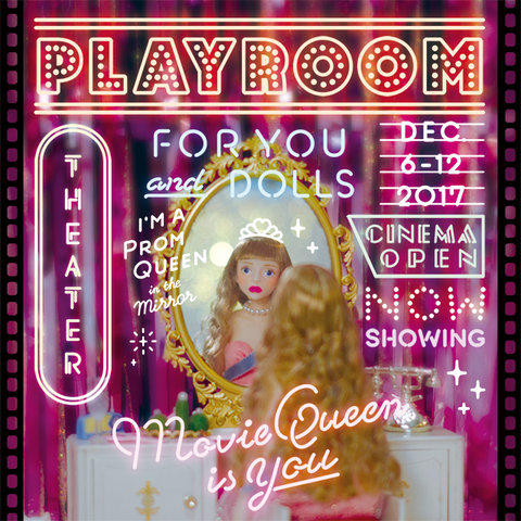 【12/6〜12/12】伊勢丹新宿店 PLAYROOM  -Movie Queen is You-