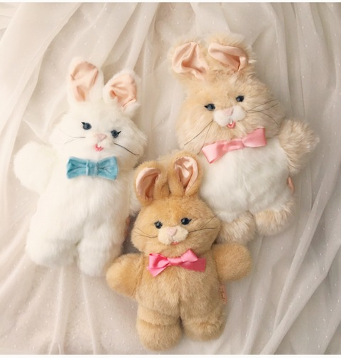 【ENGLISH】 PLEASE READ about MY BUNNY DOLLS