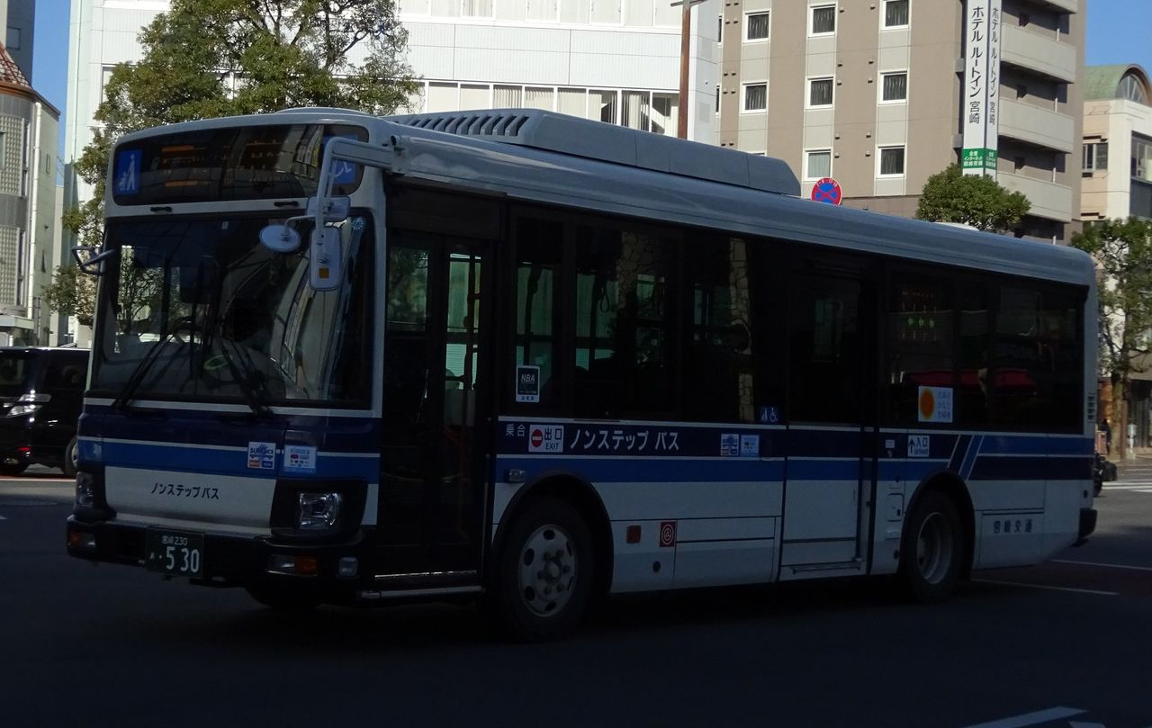 交通 バス 宮崎