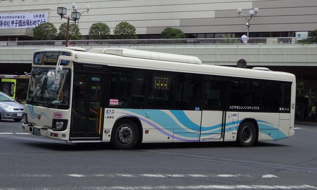 関東自動車 宇都宮200か1552 : 三度のメシよりバスが好きな人のブログ 新館