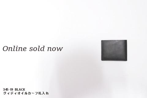 イサムカタヤマバックラッシュ 財布 グィディオイルカーフ 345-19