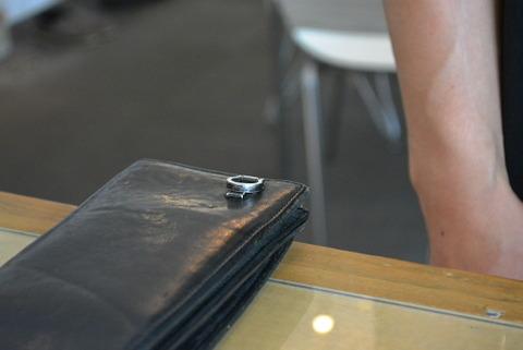 財布 イサムカタヤマバックラッシュ