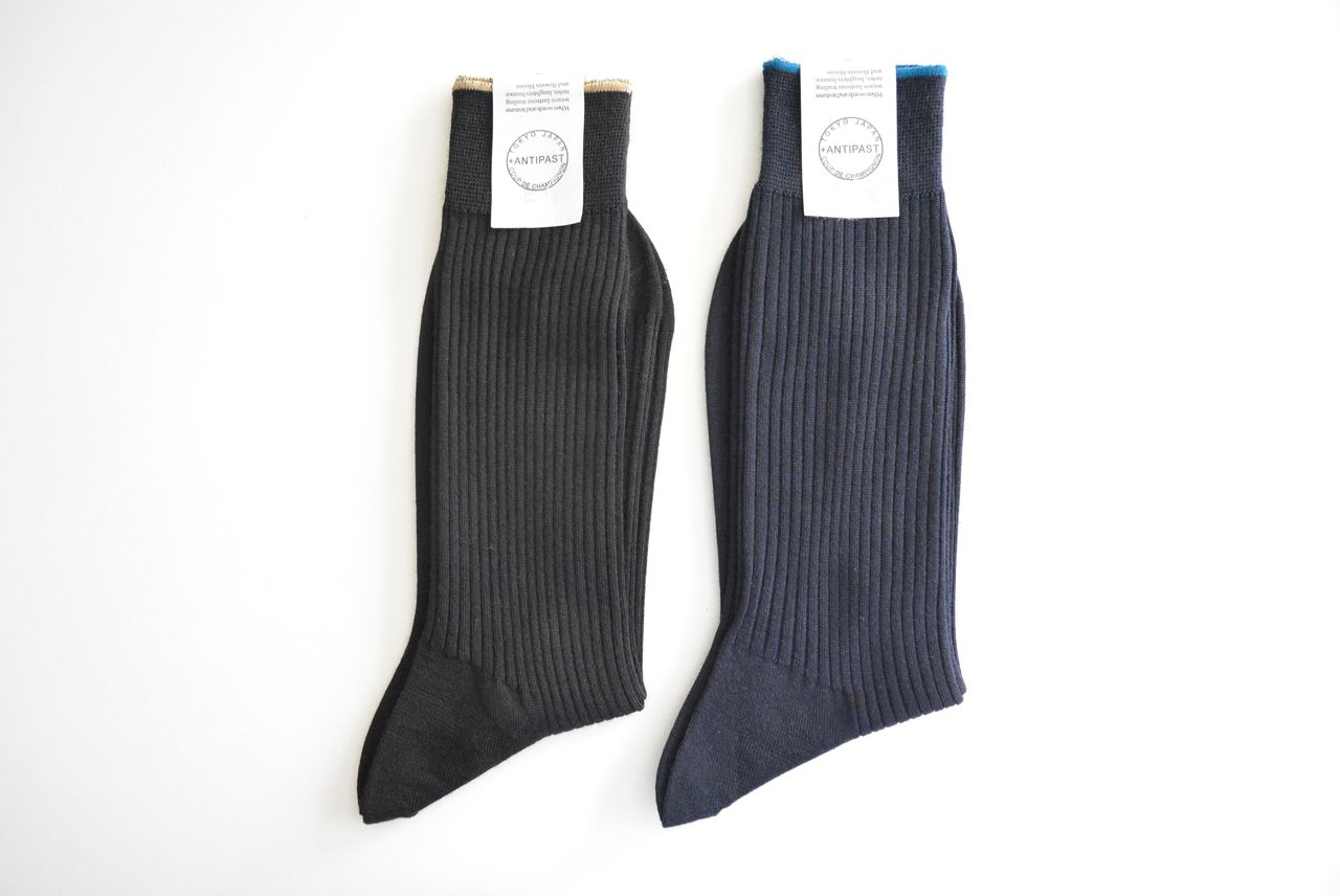 アンティパスト 靴下 2014A/W