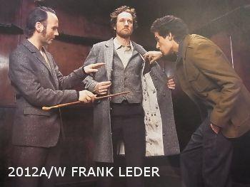 FRANK LEDER 2012A/W