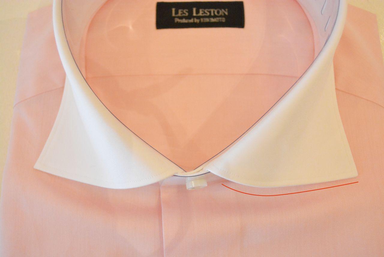 LES LESTON オーダーシャツ