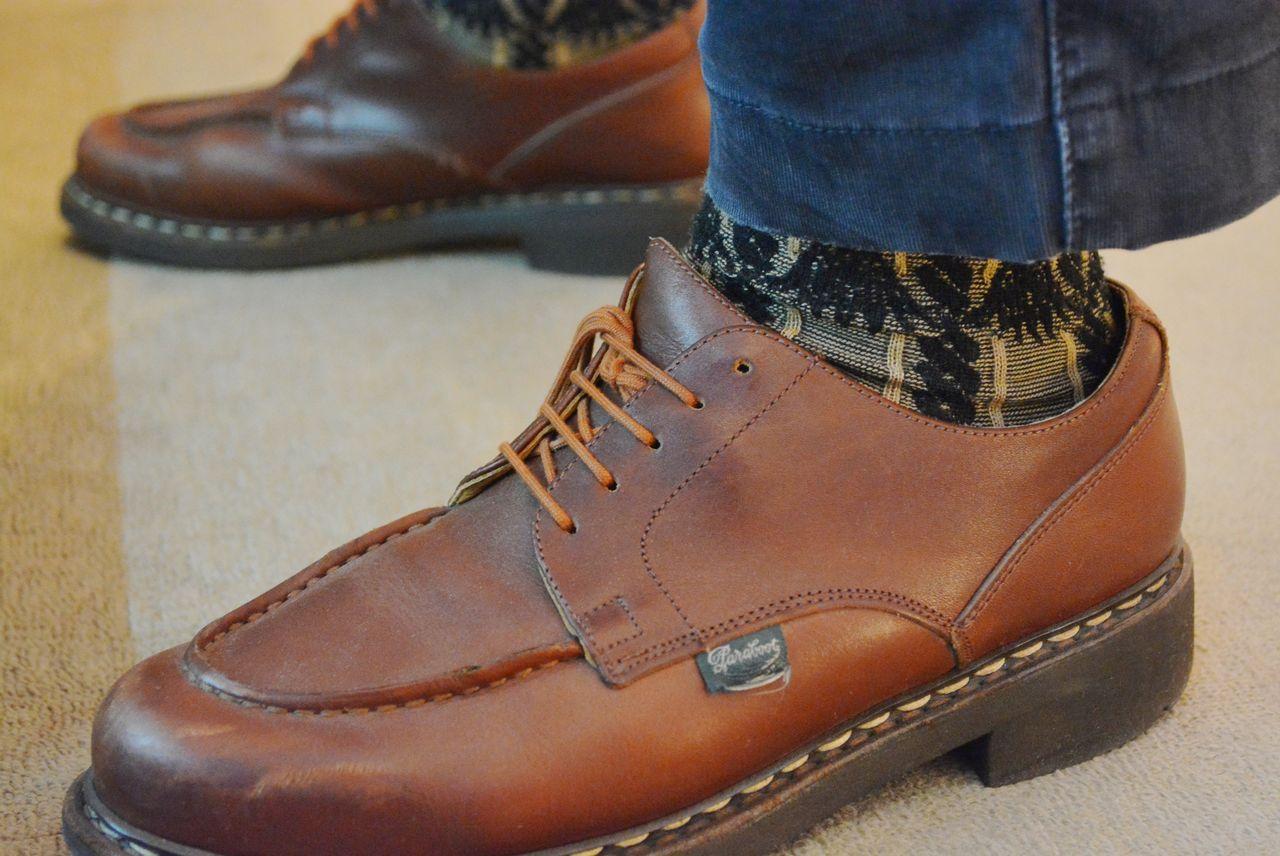 アンティパスト 靴下 メンズ