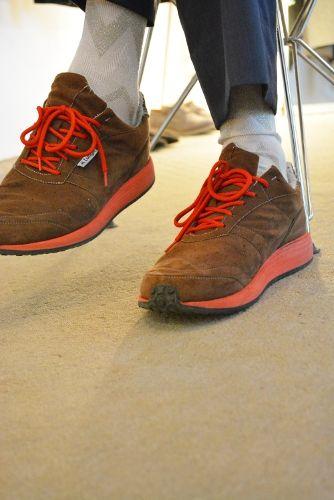 アンティパスト靴下