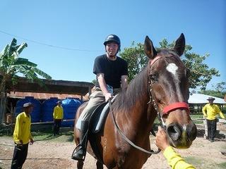 タイ プーケット 乗馬 観光ツアー ローカル