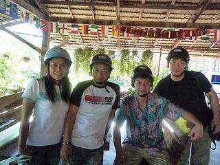 プーケット 観光ツアー 乗馬 タイ ローカル