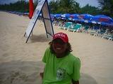 phuket beach パトンビーチ ボーイ プーケット