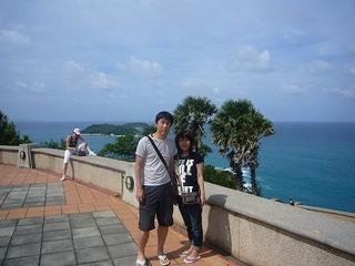 プーケット プロンテップ岬