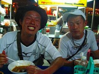 プーケットタウン タイ料理レストラン マイモン