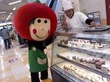 恵那①1Fでスイーツフェア開催。フランス菓子フロンさんのケーキ