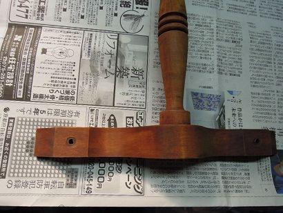 金田教会のオルガン修理 011