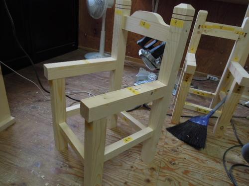 椅子の製作 008
