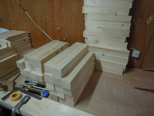 椅子の製作 003