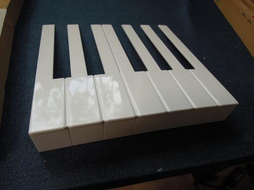 白鍵の貼り替え 002