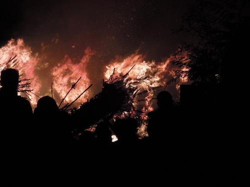勝部の火祭り 015