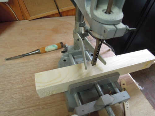 椅子の製作 006