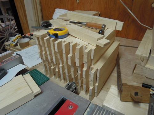 椅子の製作 004