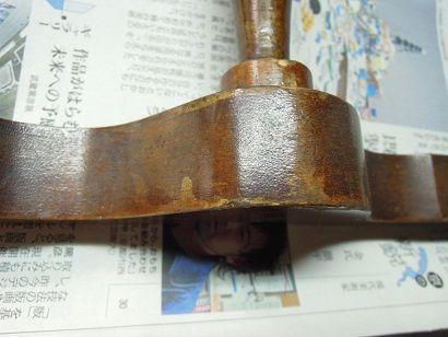 金田教会のオルガン修理 010