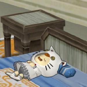 おやすみぽーちゃん