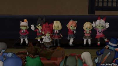 FairyknotsDWK☆48ライブ
