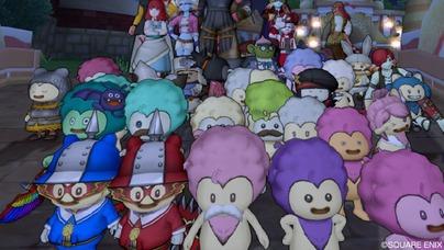 毛玉祭り記念撮影2