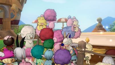 毛玉祭りメガアフロ