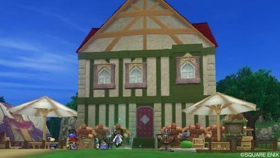 プリックさんの家