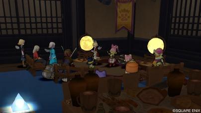 Fairyknotsステージの様子