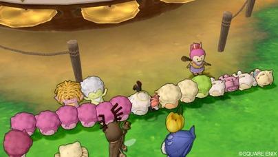 毛玉祭り終了後