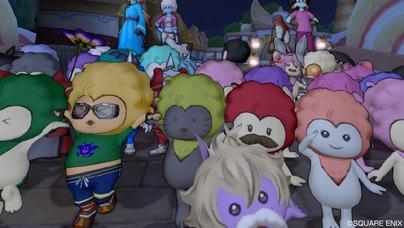 毛玉祭り記念撮影
